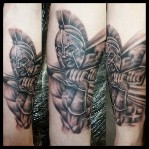spartan-tattoo
